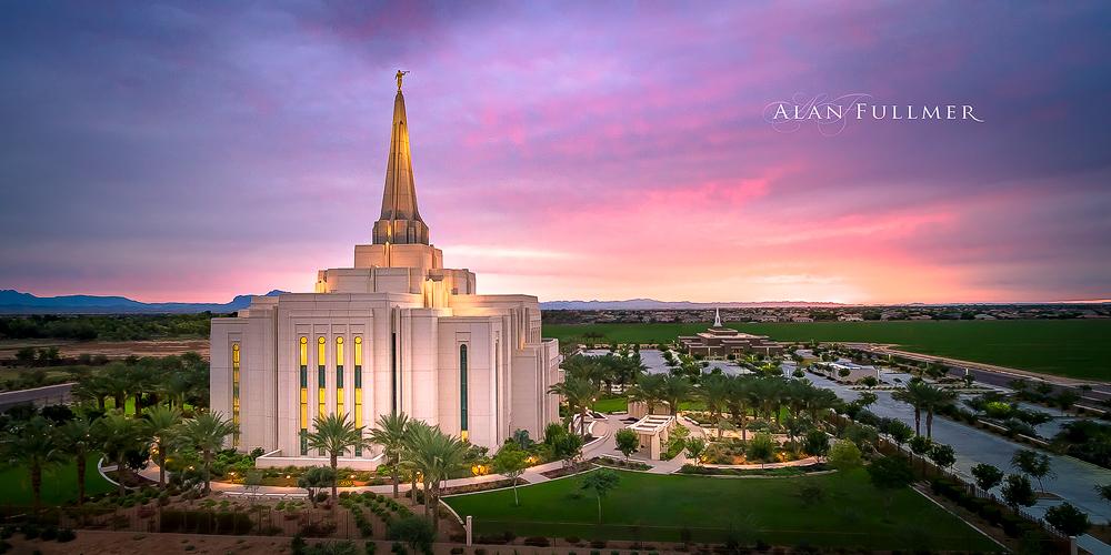 Gilbert Arizona Sunrise