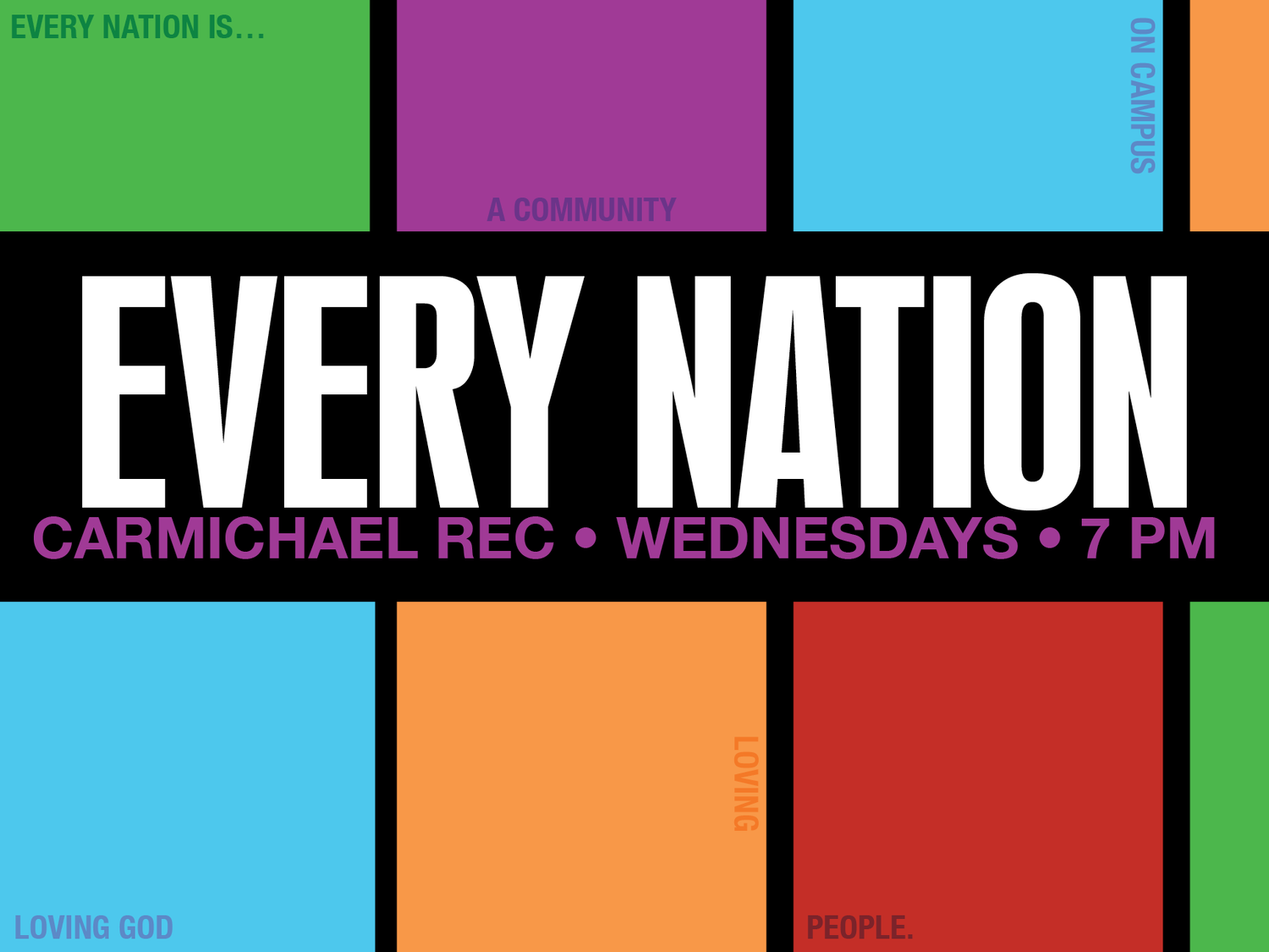 Every Nation Raleigh