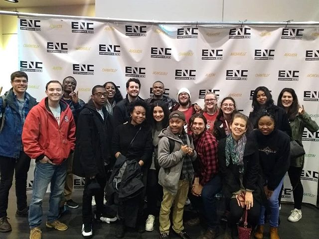 What an awesome weekend!!#enc2019 #encraleigh 🔥 🔥 🔥 You make mountains move  You pull strongholds down None can stand against You Kings lay down their crowns Every fear is silenced For Your word is true When it seems there's no way You make mountains move!!