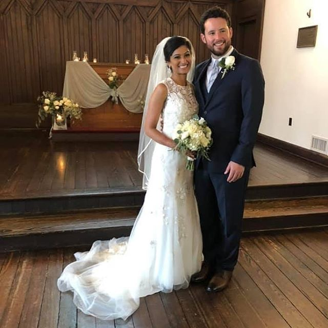 CONGRATULATIONS to one of our very own campus ministers, David Stremic and his beautiful bride, Tara!! WE LOVE YOU both and are praying for all the best in this new chapter of your lives together!! What a powerful story God is writing through you!💛