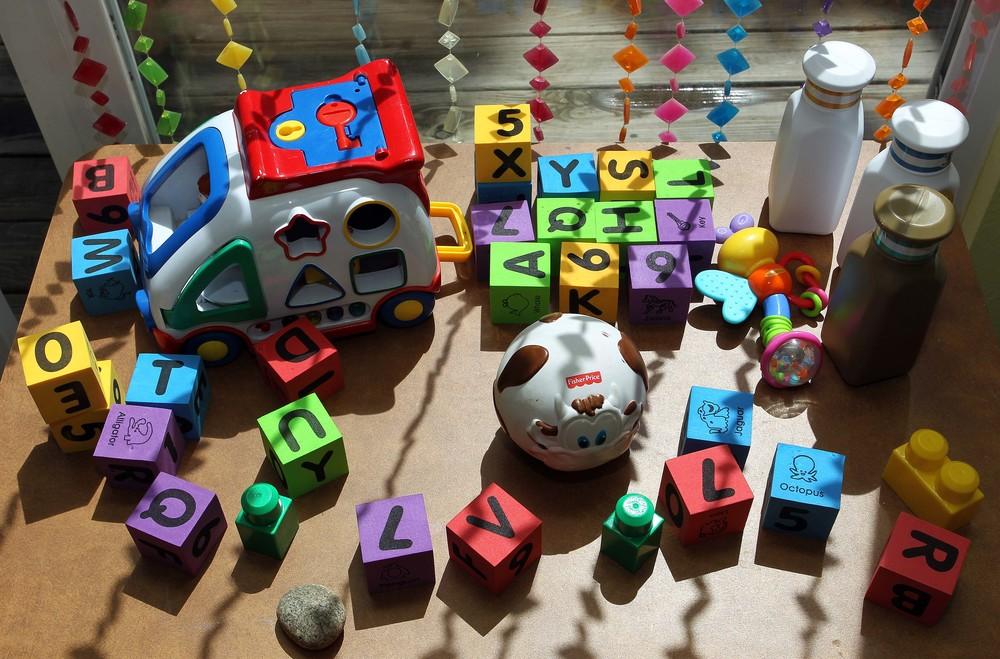 Children's Toys - 2014