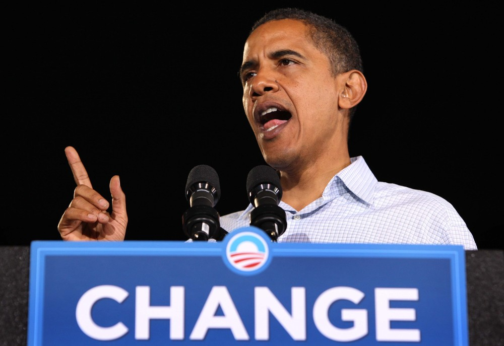 Sen. Obama - November 2008