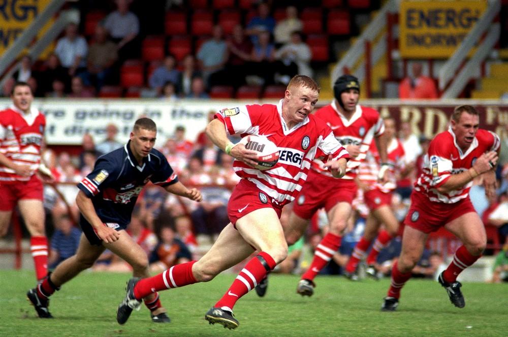 Wigan Rugby League Football Club 1998