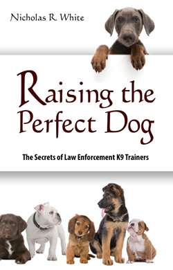 Popular dog training books are a must-read.