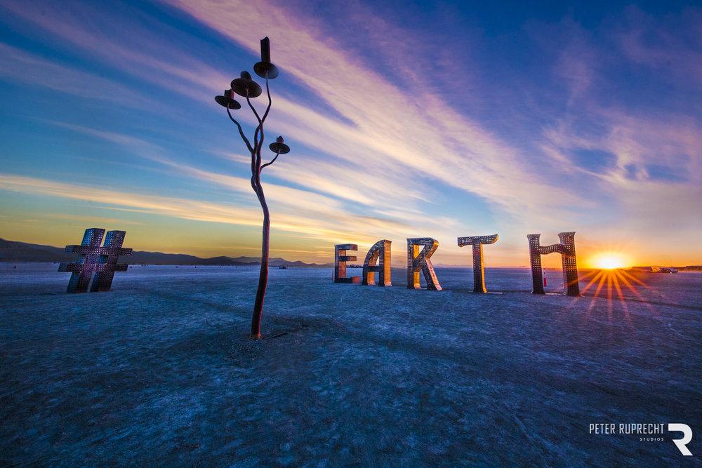 # Earth @ Home