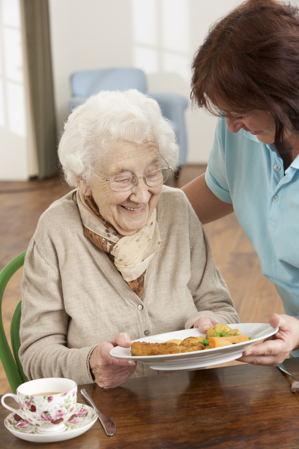caregiving in an aging population