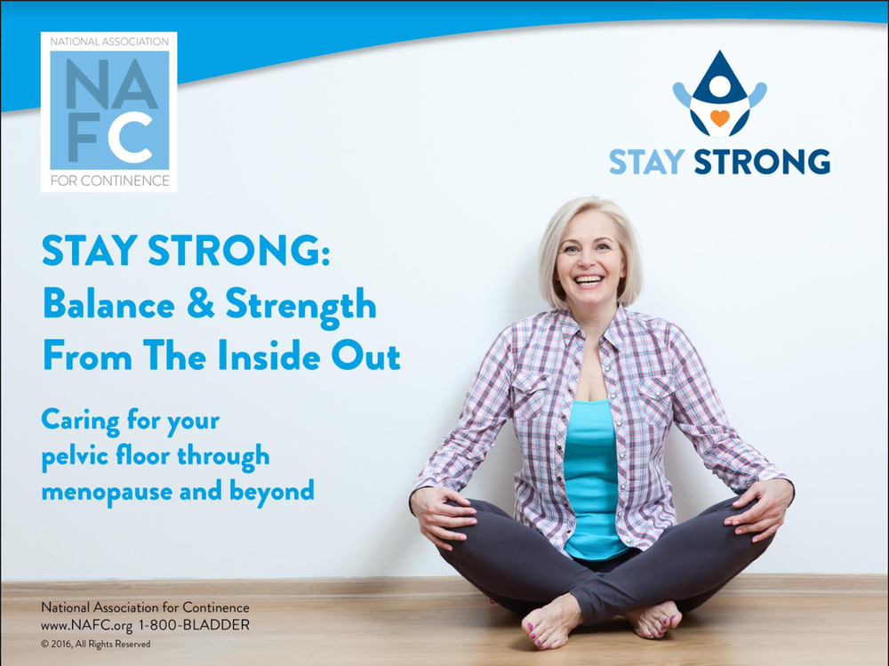 Stay Strong - Menopause Kit