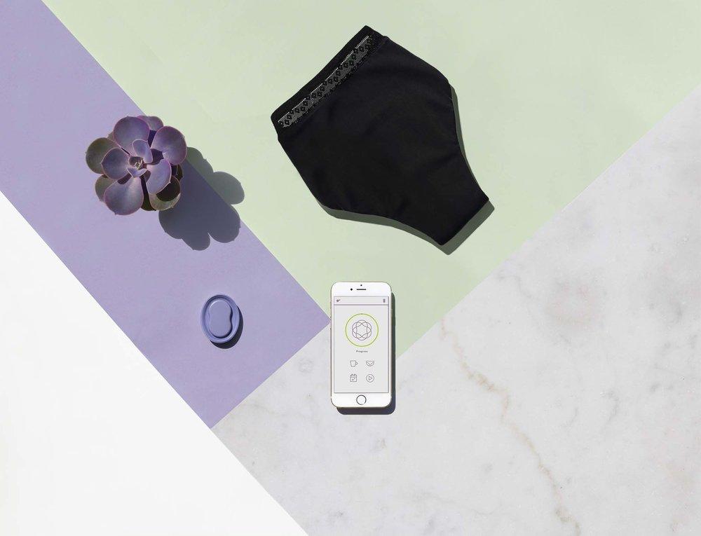 Carin Smart Underwear Set