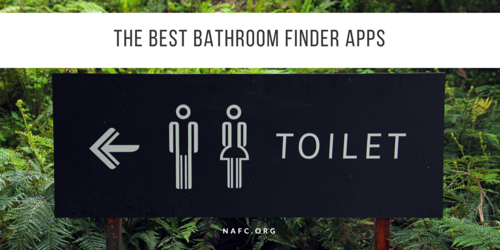 The Best Bathroom Finder Apps