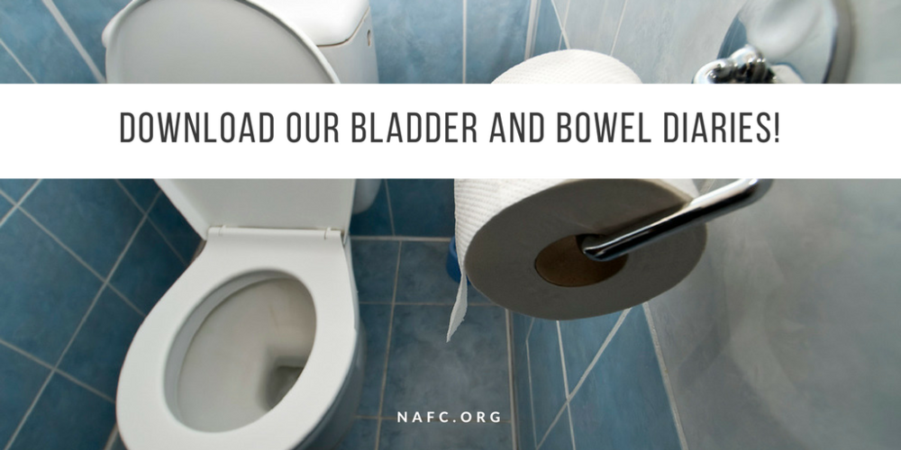 Download Our Bladder And Bowel Diaries