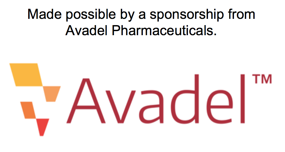 Made possible by a sponsorship from Avadel Pharmaceuticals.