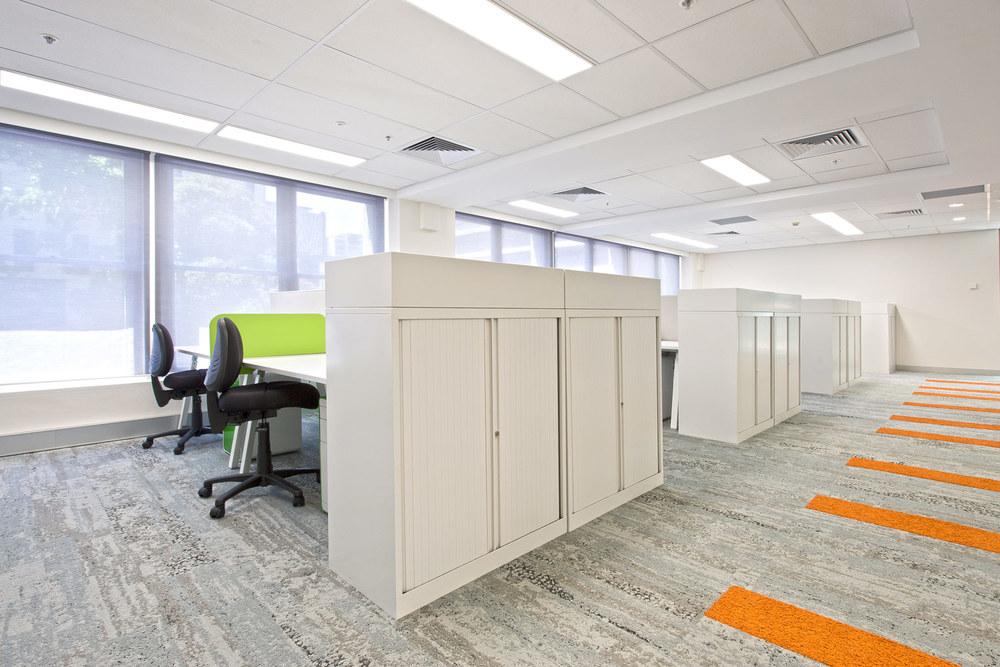 Smart Tambour storage and Tranzyt workstations