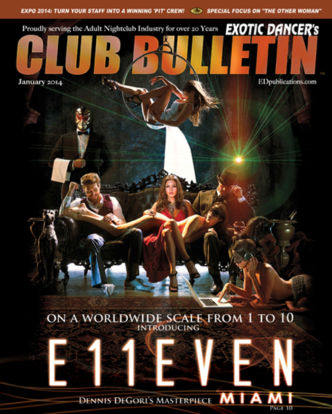 ED's Club Bulletin
