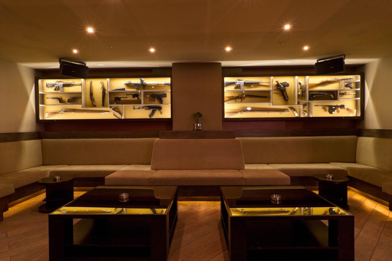 Bars & Lounges — Telesco Associates
