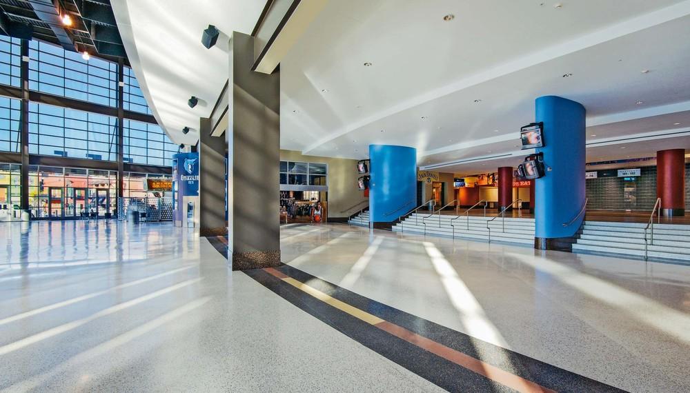 FedExForum, Memphis, TNAllen Mims Photography901/527-4040