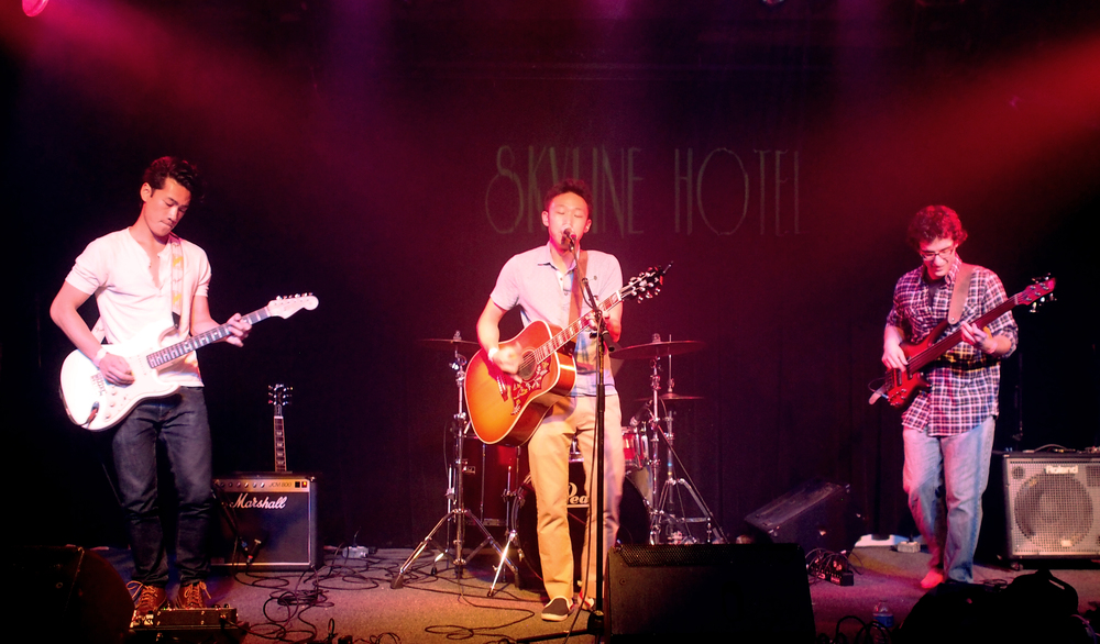 Skyline Hotel at Jammin' Java
