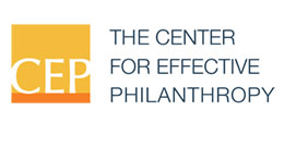 CENTER FOR EFFECTIVE PHILANTHROPY (CEP)