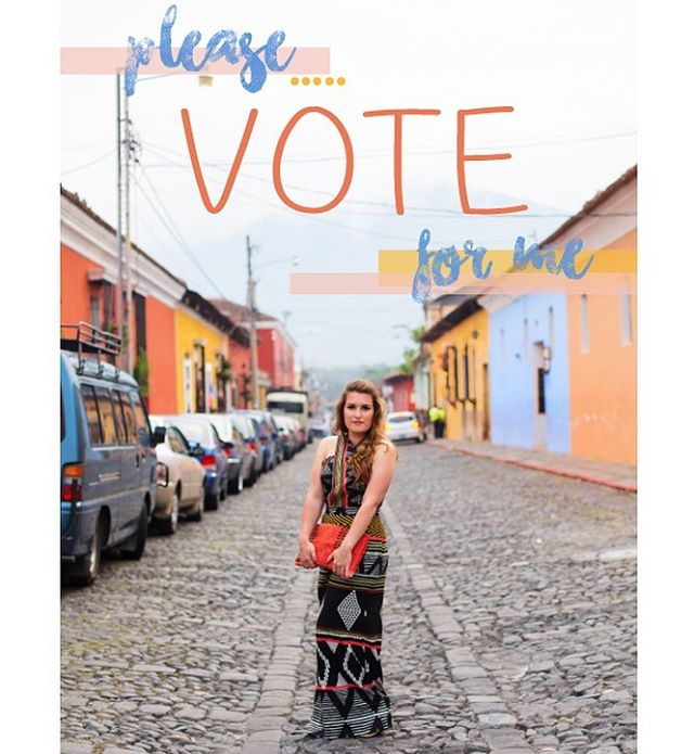 FRIENDS I NEED YOUR HELP! This is humbling for me to ask, but I need your votes. I have entered the @noondaycollection Getaway Giveaway to be mentored by @jessicahonegger @hamletinteriors @jennakutcher and @jamieivey. Two ladies will be chosen to join Noonday Collection and these boss ladies in GUATEMALA to learn about how they do business and life as women, creatives, and entrepreneurs. This would be an amazing opportunity for me to learn and grow.  And this chance comes at an incredibly pivotal point for me as I've been working behind the scenes on something new. Please vote for me at the link in my profile and know that I am so grateful for you support. And if you're a boss lady yourself, I encourage you to enter this amazing opportunity yourself! Voting closes this Wednesday, Sep 27. -- Lauren #gogettersgetaway