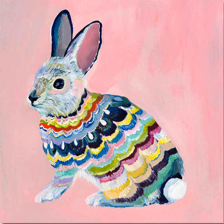"""Easter Bunny"" Click on the picture for Limited Edition Print."