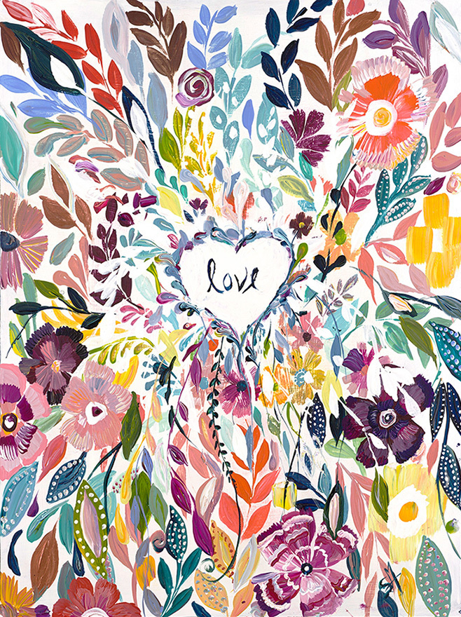 """Love"" Click on the picture for Limited Edition Print."