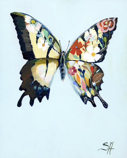 """Tiger Swallowtail"""