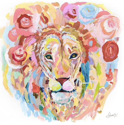 """""""Lion's Heart"""""""