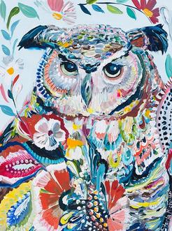 """O for Owl"""