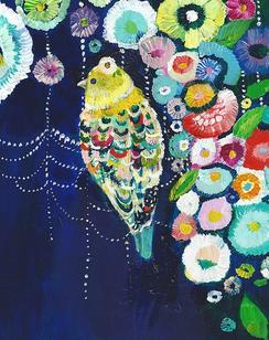 """Jewel Bird"""