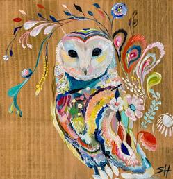 """""""Mystic Owl"""""""