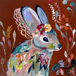 """Clandestine Hare II"""