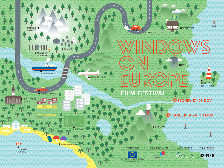 Windows on Europe Film Festival 2014