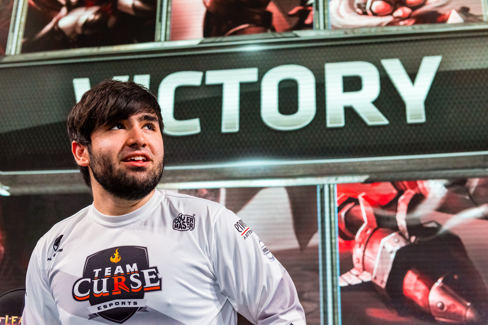 Voyboy, the mid-laner of Curse was the target of a lot of criticism from Summoning Insight.  source