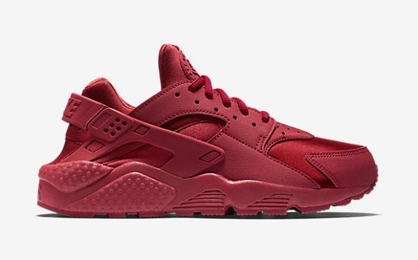 Nike Air Huarache: Gym Red