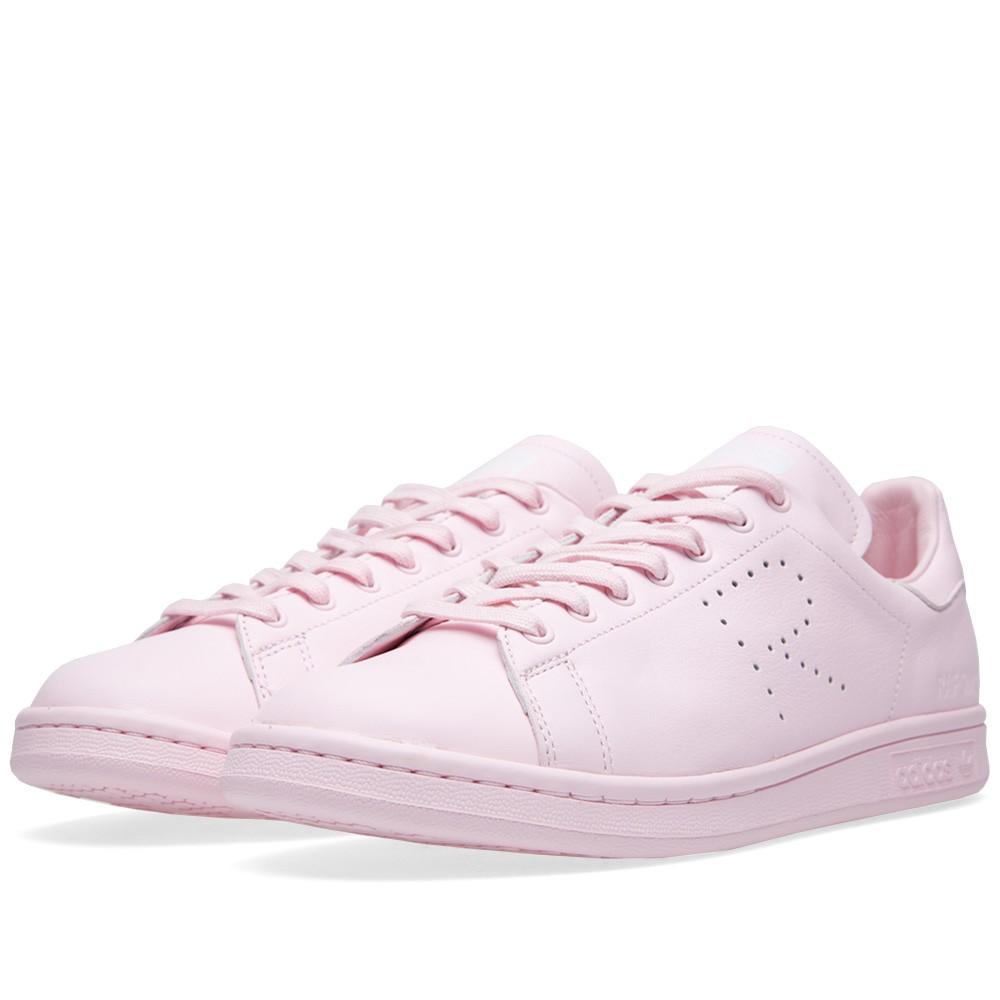 adidas Stan Smith x Raf Simons: Pink