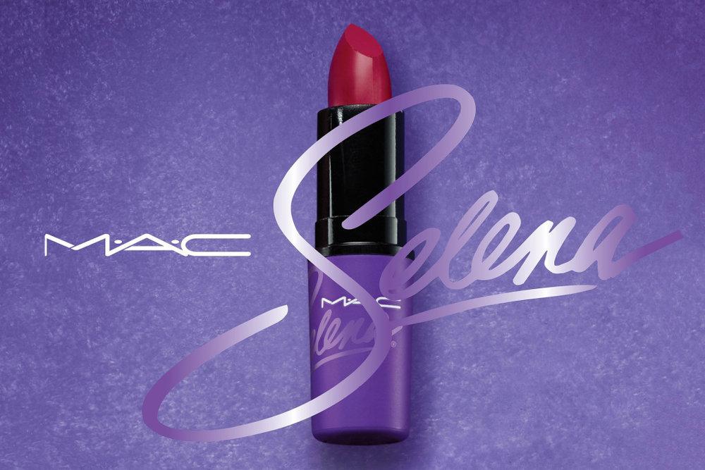 Selena_Como_La_Flor_Mac_Cosmetics