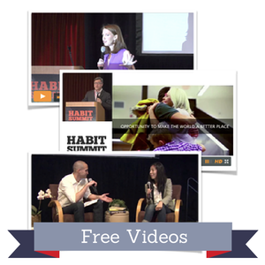 "Get access to ten insight-packed videos recorded at the 2014 Habit Summit at Stanford University. Hear from bestselling author Gretchen Rubin on ""The Secret to Making and Breaking Habits,"" industry veteran Josh Elman on ""How Twitter Built User Habits"", and Julie Zhuo, Facebook's Director of Product Design on ""The Facebook Habit"" and more!"