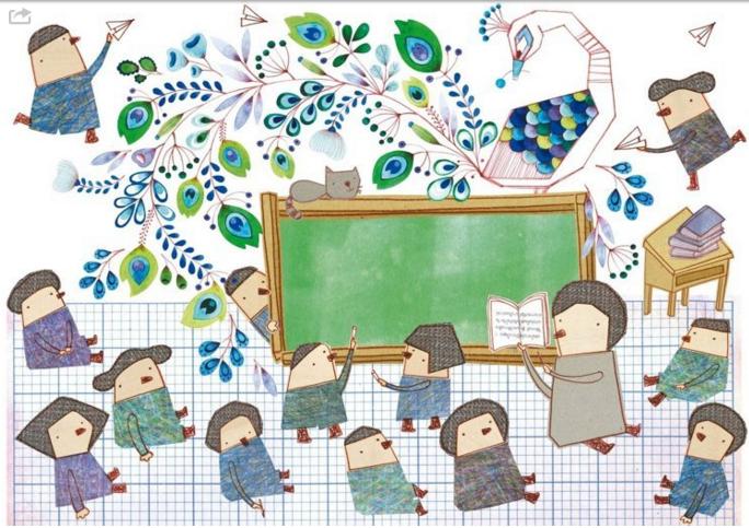 圖/泳子(來源:聯合報繽紛版 2016-01-11)
