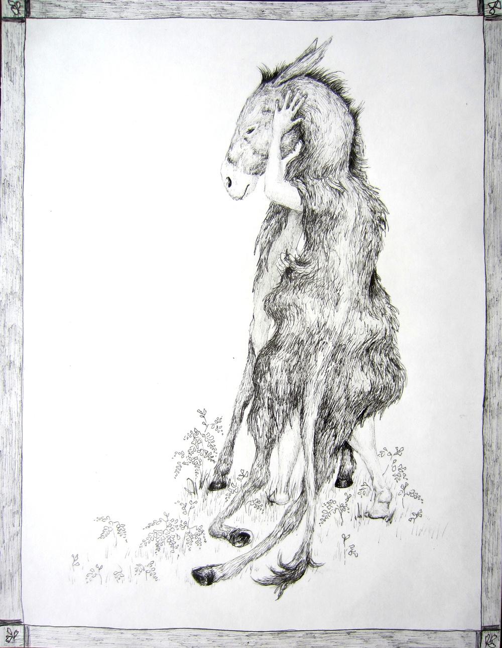 Donkeyskin Again