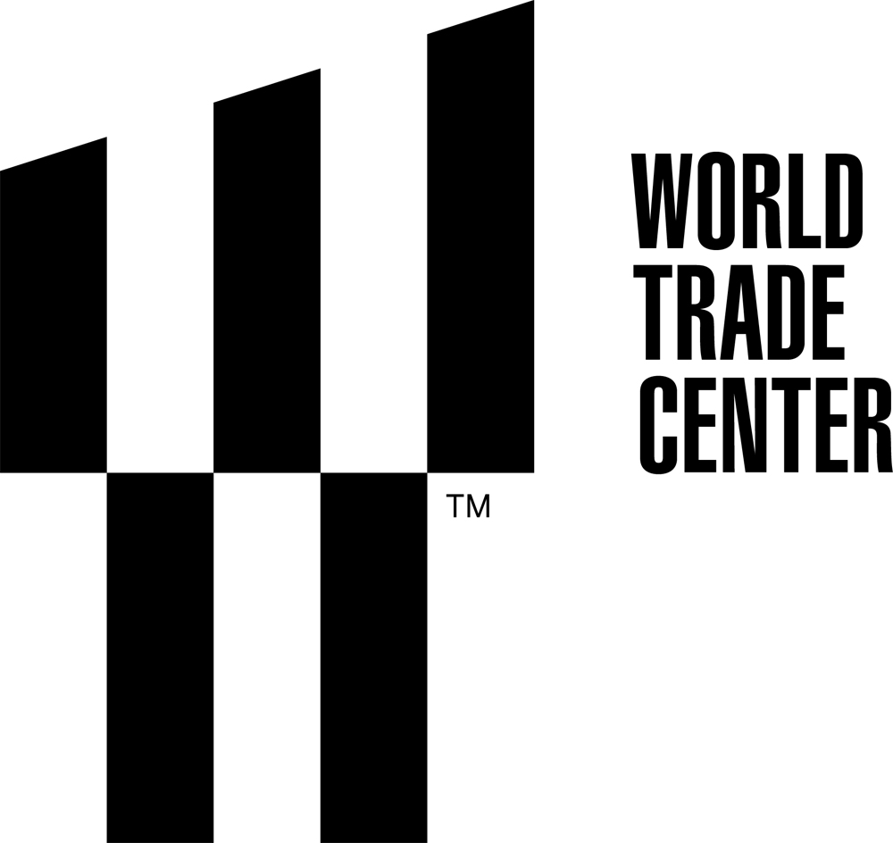 New World Trade Center logo by Landor Associates