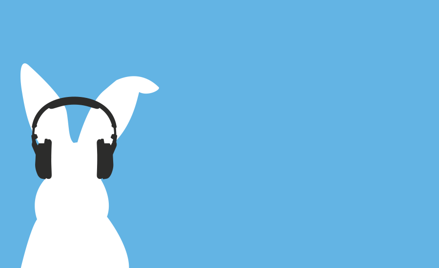 content-services- rabbit-with-headphones.png