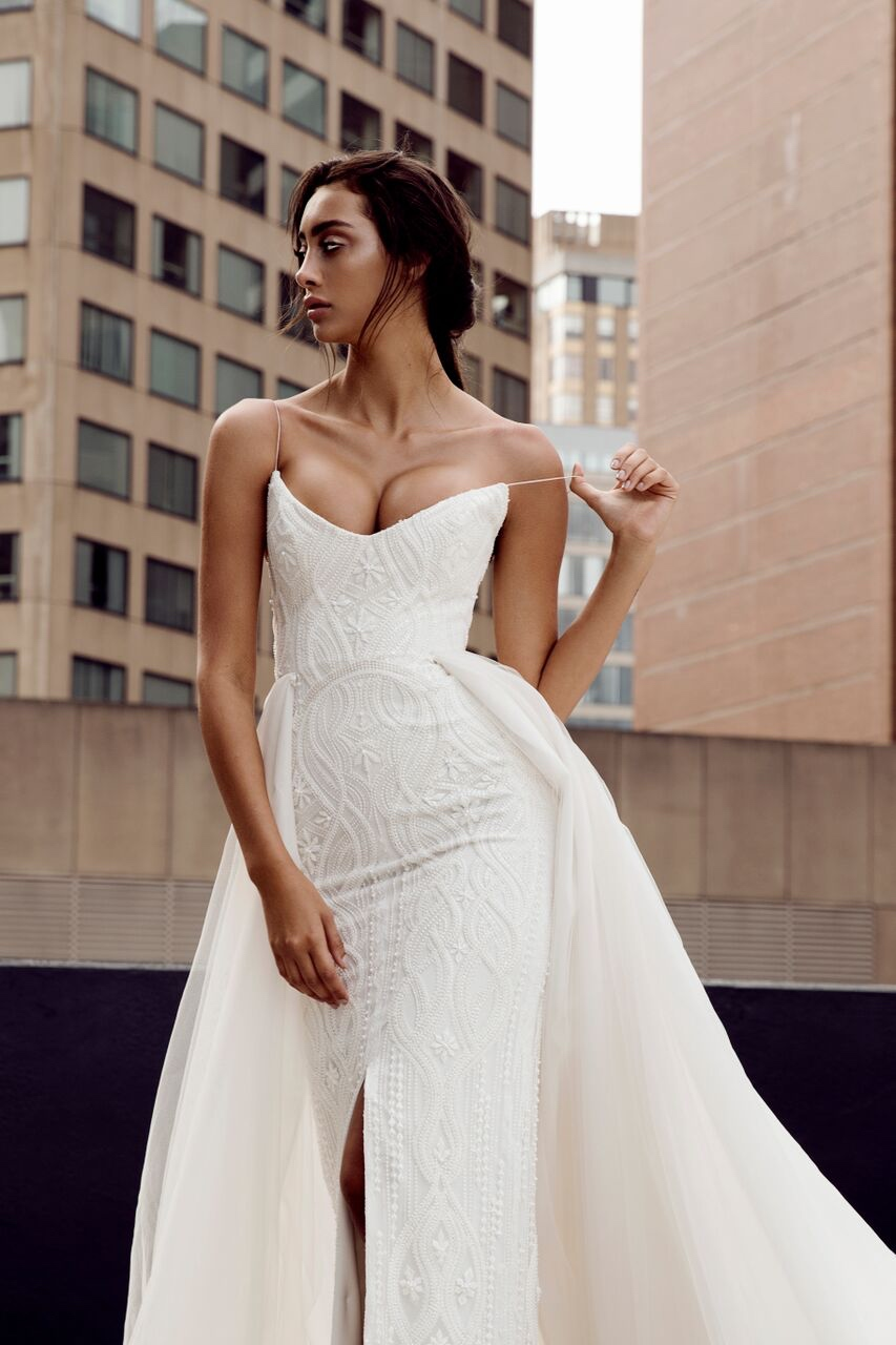 GRACE WEDDING DRESS