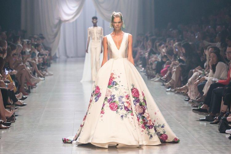 BOUQUET Ball Gown