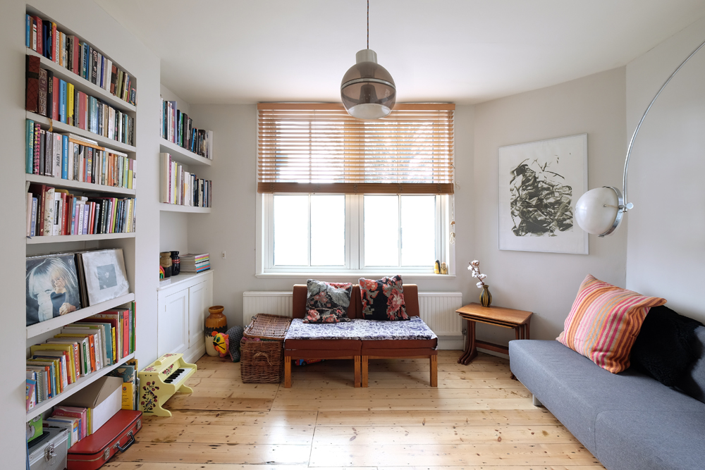 editorial  /  Art director Maaike Mekking's  home in South East London