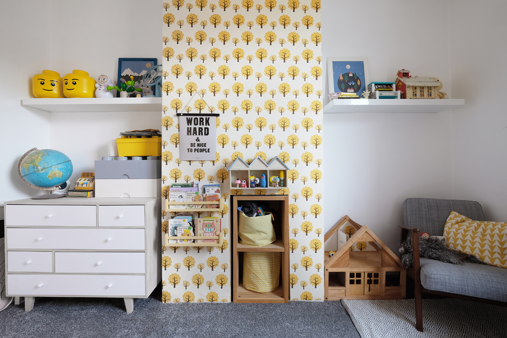 A BLOGGER'S FAMILY HOME IN BRISTOL
