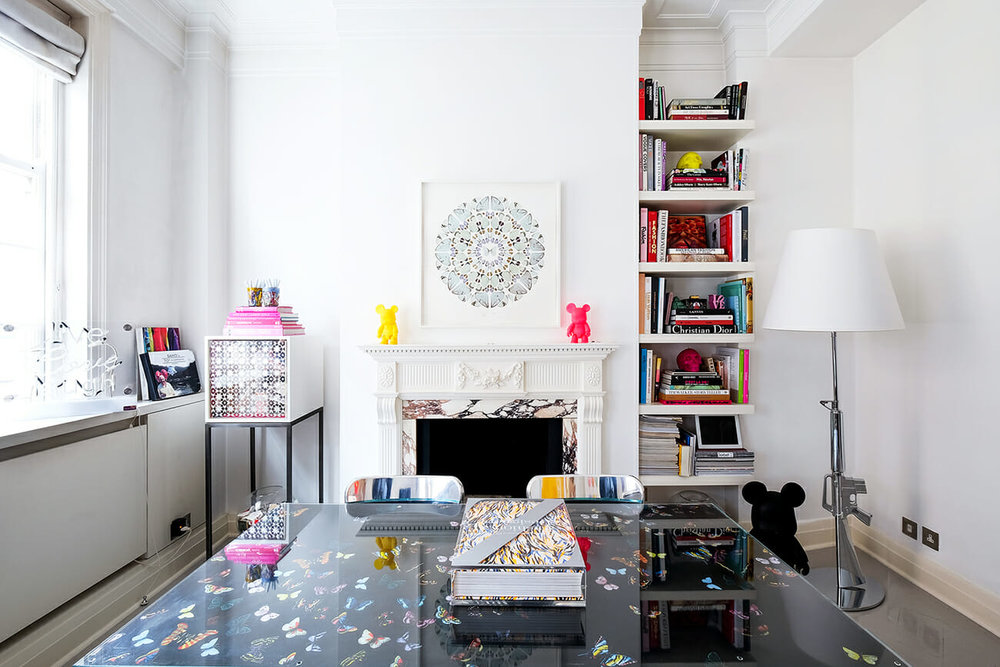 editorial  /  Designer Racil's London Apartment