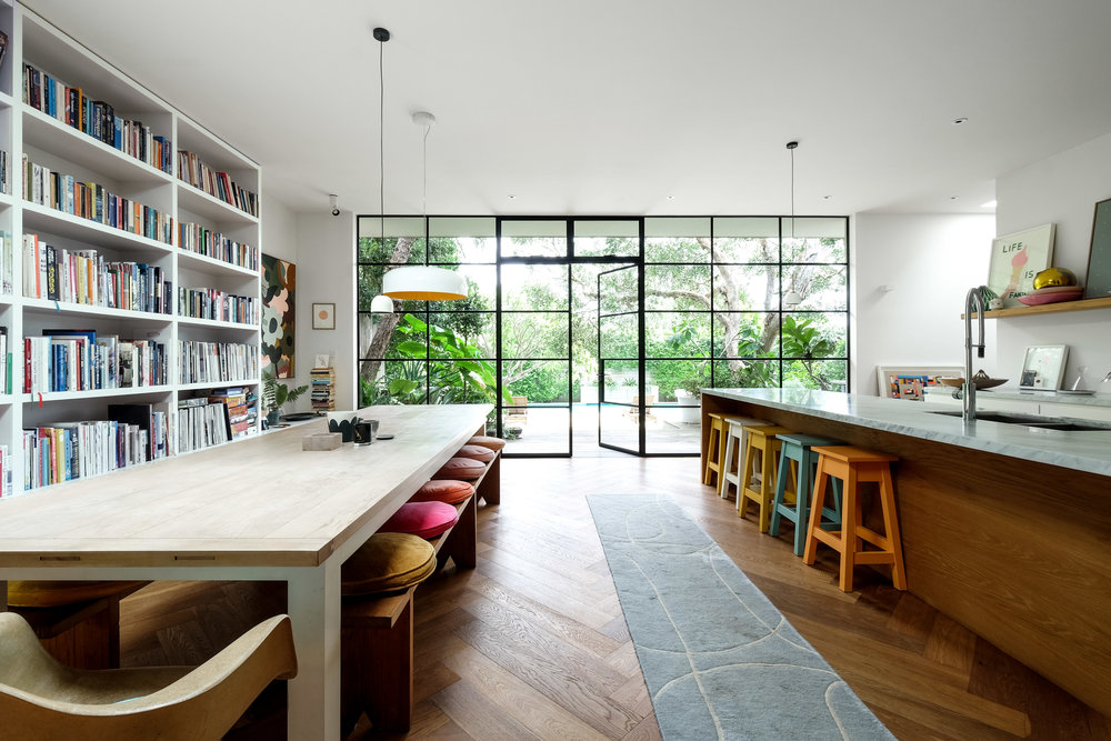editorial  //  Designer Rachel Castle's Australian home