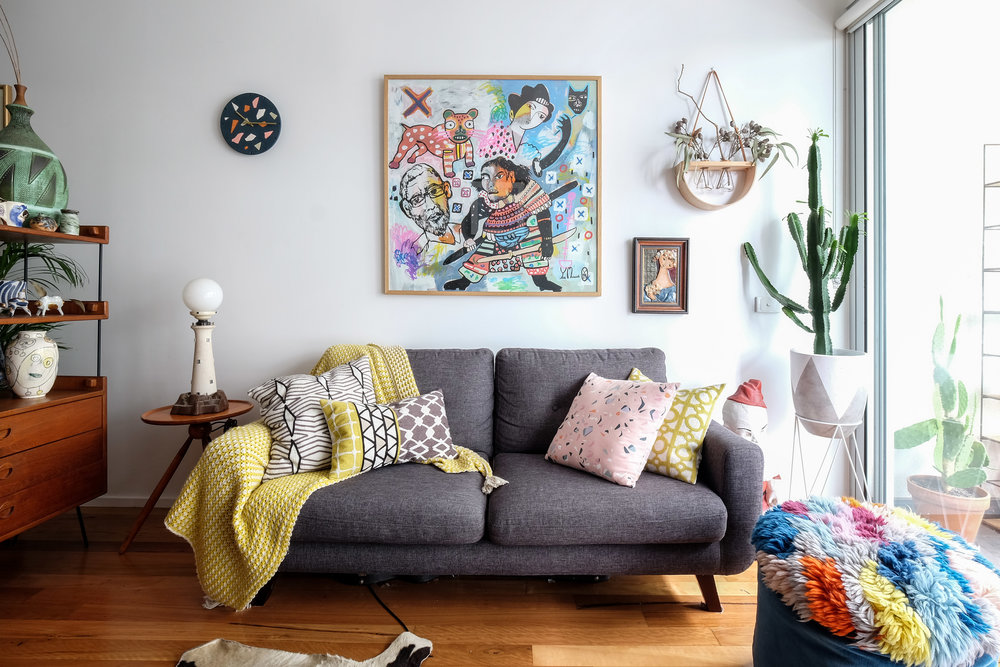 Editorial  //  A vintage lover's home in Melbourne