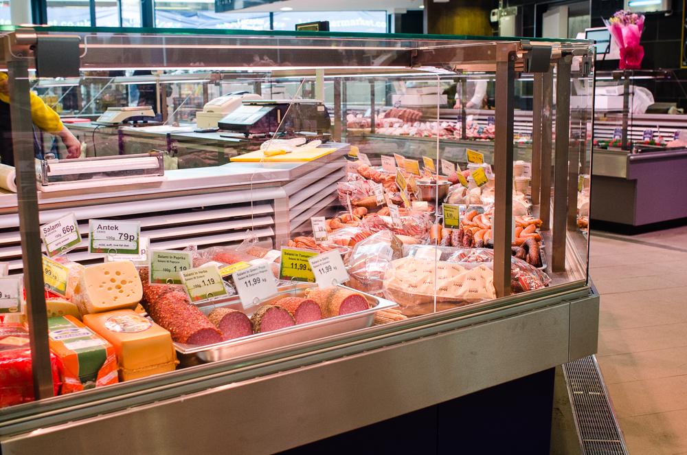 Smeva Refrigeration Serve-Over