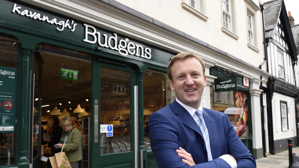 Budgens Eton - Noel Kavanagh Jr.