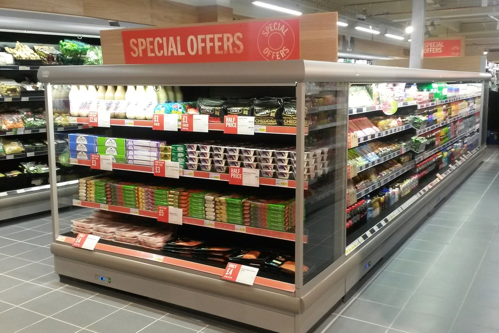 JBG-2 RDK-15 low-level multi-deck : Budgens Eton
